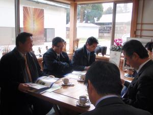 松永牧場事務所